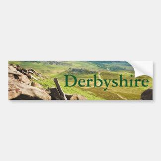 Hathersage Moor Bumper Sticker