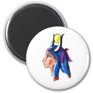 Hathor 2 Inch Round Magnet