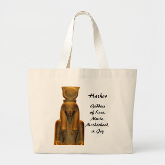 Hathor 2 large tote bag