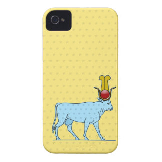 Hathor, Ancient Egyptian Goddess Case-Mate iPhone 4 Case