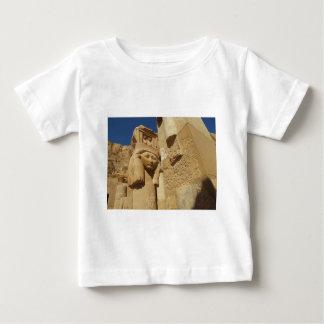 Hathor column - Queen Hatshepsut's Temple, egypt Baby T-Shirt