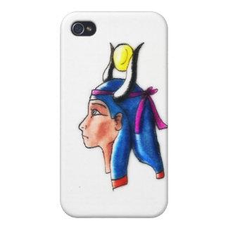 Hathor iPhone 4 Carcasas