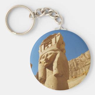 Hathor - goddess of love and music, EGYPT Keychain