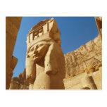 Hathor - goddess of love and music, EGYPT Post Cards