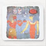 Hathor & Horemheb Mouse Pads