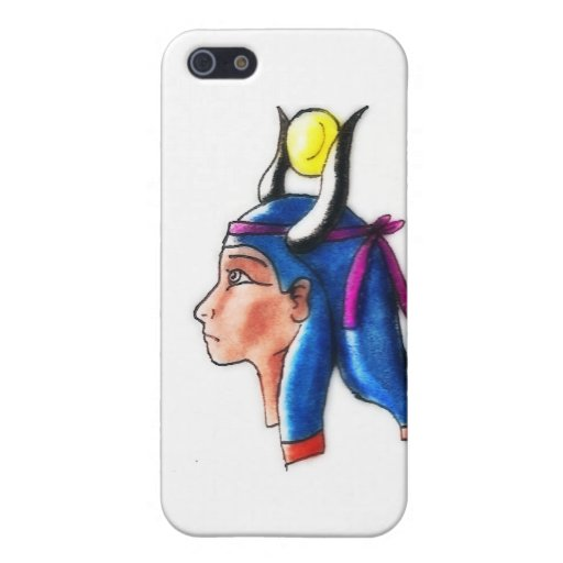 Hathor iPhone 5 Funda