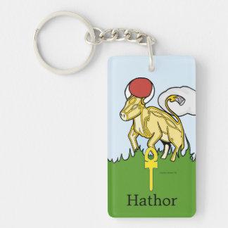 Hathor Keychain