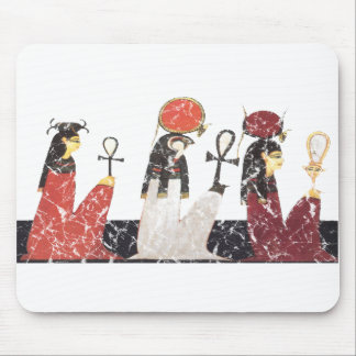 Hathor,Ra and Selkis Mouse Pad