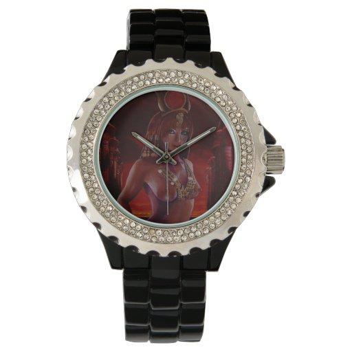 Hathor Rhinestone Watch