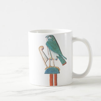 Hathor's headdress coffee mug