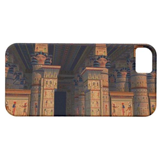 Hathor's Temple iPhone iPhone SE/5/5s Case