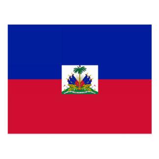 Hatian Flag Postcard