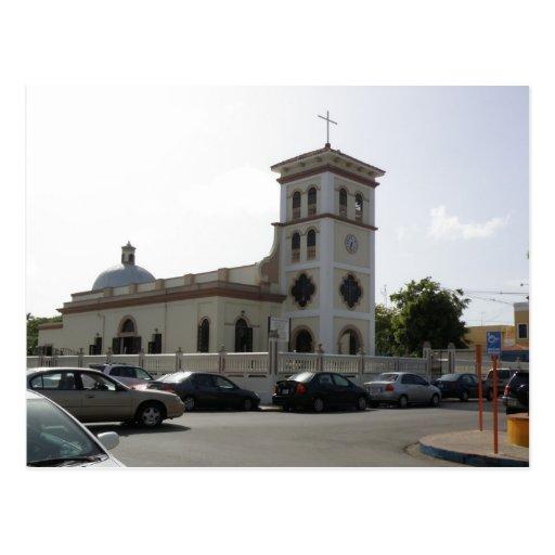 Hatillo Puerto Rico Post Card
