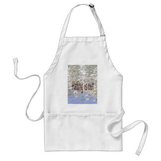 Hating is Out Adult Apron