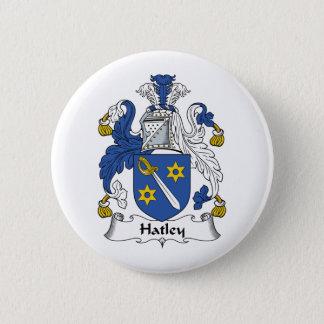 Hatley Family Crest Button
