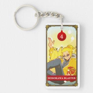 Hatoful Advent calendar 4: Hosokawa Blaster
