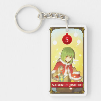 Hatoful Advent calendar 5: Nageki Fujishiro