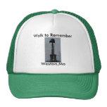 HatPicture, paseo a recordar, Weston, MES Gorras
