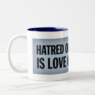 Hatred of Governemnt Mug
