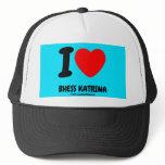 i [Love heart]  bhess katrina i [Love heart]  bhess katrina Hats