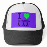 i [Love heart]  my besties    i [Love heart]  my besties    Hats