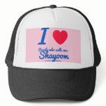 i [Love heart]  people who calls me:   shayoom i [Love heart]  people who calls me:   shayoom Hats