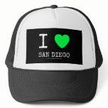 i [Love heart]  san diego  i [Love heart]  san diego  Hats