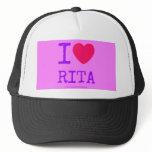 i [Love heart]  rita i [Love heart]  rita Hats