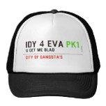 idy 4 eva  Hats