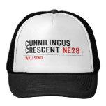 Cunnilingus  crescent  Hats