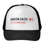 UnionJack  Hats