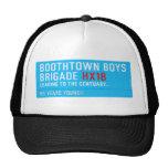 boothtown boys  brigade  Hats