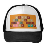 Happy  Periodic  Table Day Fellow Nerds  Hats