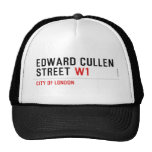 Edward Cullen Street  Hats