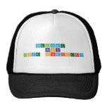 welcome  back love chemistry  Hats