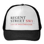 REGENT STREET  Hats