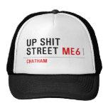 Up Shit Street  Hats