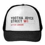 YOOTHA JOYCE Street  Hats