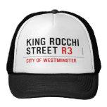 king Rocchi Street  Hats