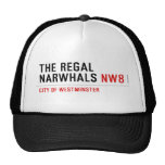 THE REGAL  NARWHALS  Hats