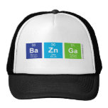 BaZnGa  Hats