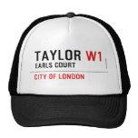 Taylor  Hats