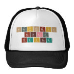 Periodic Table Writer  Hats