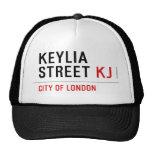 Keylia Street  Hats