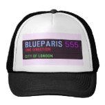 BlueParis  Hats