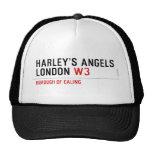 HARLEY'S ANGELS LONDON  Hats