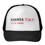 khansa  Hats