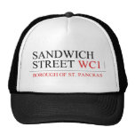 SANDWICH STREET  Hats