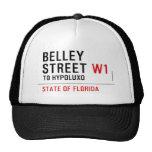 Belley Street  Hats