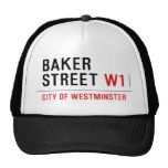 baker street  Hats